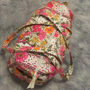 Small Vera Bradley weekend bag