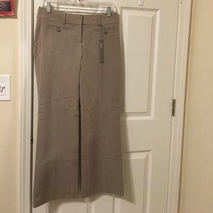 Loft Tan dress pants