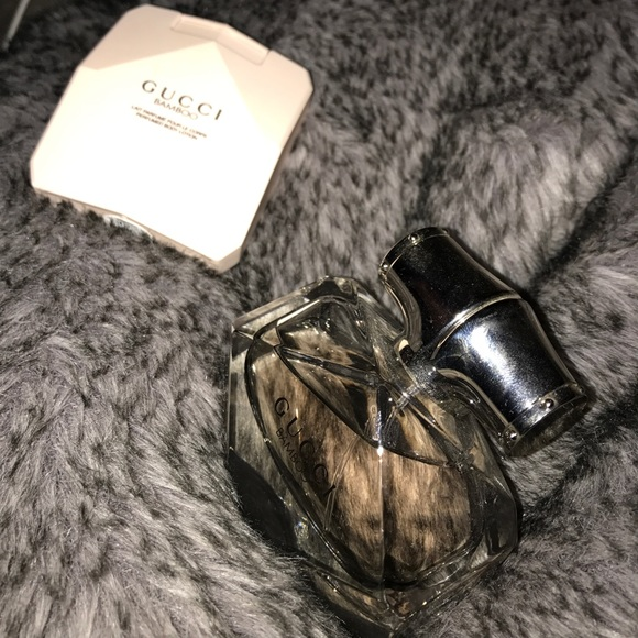 Gucci Other - Authentic Gucci Bamboo Eau de Parfum and Lotion