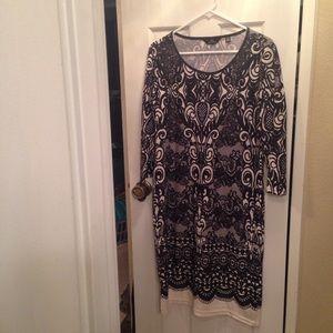 Mlle. Gabrielle dress size XL.