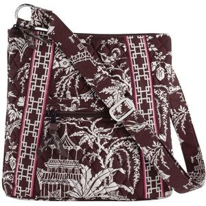 Vera Bradley Imperial Toile Crossbody bag