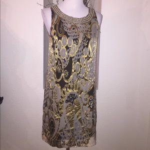 Cleopatra Silk Dress