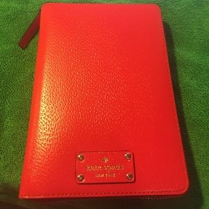authentic kate spade meium agenda
