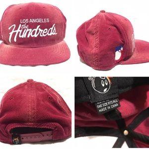Los Angeles The Hundreds SnapBack Hat
