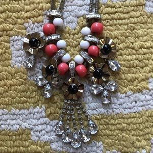 Fun Anthropologie Statement Necklace