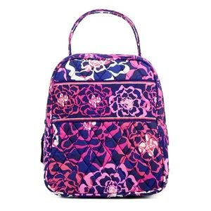 Vera Bradley Lunch Bunch Bag in Katalina Pink