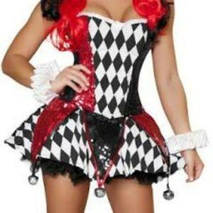 Jester Cutie Halloween costume