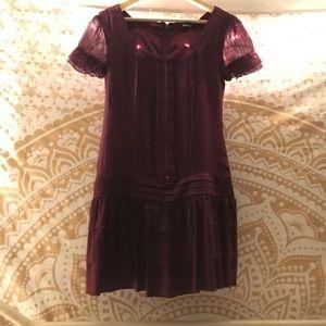 Purple Bebe Dress