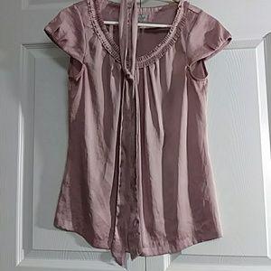 Cap sleeve H&M blouse