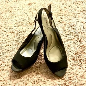 High Heel Open Toe Shoes (New)