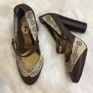 Zinc heels