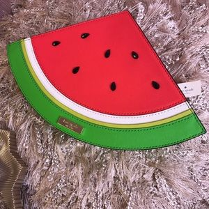 Kate spade fun watermelon handbag