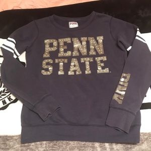 Victoria's Secret Penn State Crew. SZ M EUC