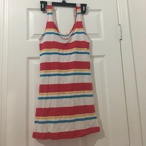 Multiple color Striped dress