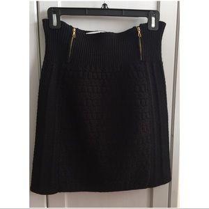 Anthropologie Liefsdottier Wool Sweater Skirt