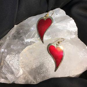 LAUREL BURCH VINTAGE Pierced Earrings