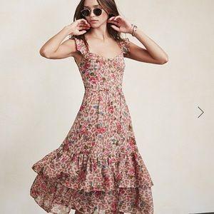 Reformation Abilene dress