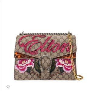 Authentic Gucci Dionysus Elton Supreme Purse