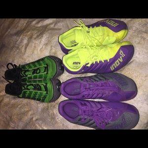 Inov-8 Women's 7.5 shoes F-lite 235, Bare-XF-210