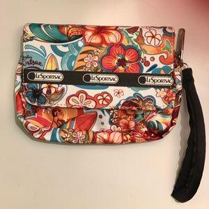 LeSportsac waterproof wallet