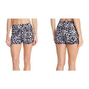 Zella // Sassy High Waisted Shorts