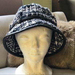 Halogen  tweed hat