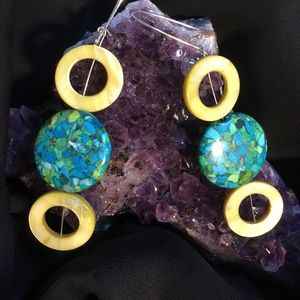 Handcrafted Contemporary Earrings