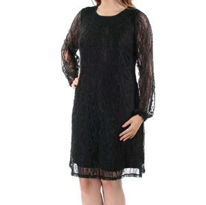 STYLES & COMPANY WOMEN'S NEW BLACK DRESS