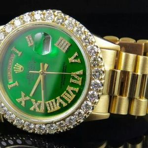 Diamond Rolex Day Date