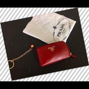 Prada Card/Coin Holder