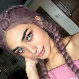 Lilac Beauty LaceFront Wig w4-26 inches!!