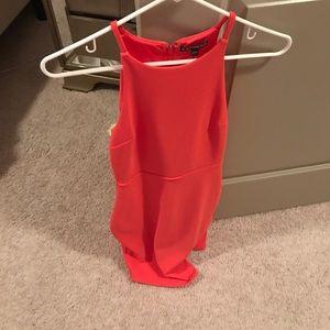 Express mid length dress
