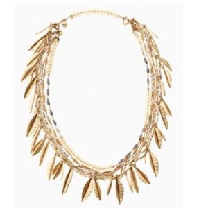 NEW! Stella & Dot Fringe Garland Necklace