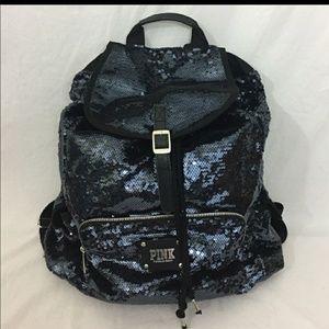 PINK bookbag/backpack