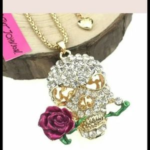 🎀Betsy Johnson Skull Collection 🎀