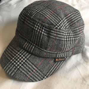 Ben Sherman plaid hat