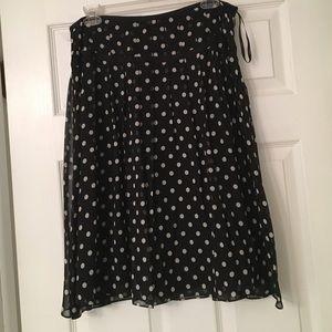 Polka Dot Skirt by Ralph Lauren