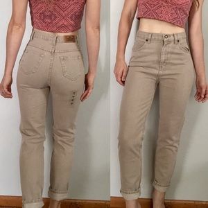 Vintage mom jeans deadstock