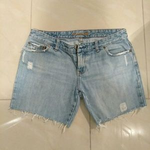 American Eagle Destressed Shorts