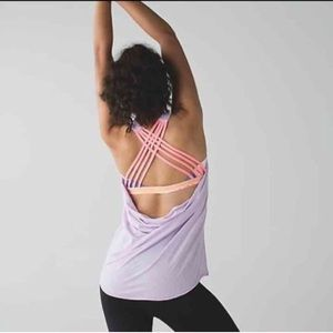 Lululemon Free to Be Wild Tank