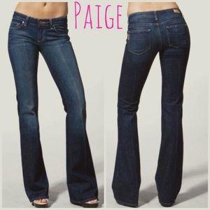 Paige Laurel Canyon Bootcut