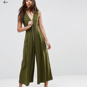 ASOS NEW Green Jumpsuit