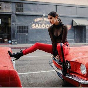 Zara jogger trousers