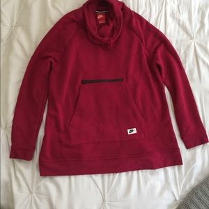 Nike hoodie! Worn once size medium!