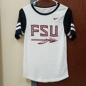 Women's XS FSU shirt