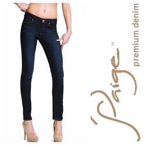 Paige Premium Denim Skyline Skinny Jeans 28