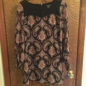 •long sleeve dress•