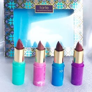 💋Tarte Mermaid Kisses💋 Lipstick Collection 💋