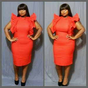 Dresses & Skirts - Lady Red