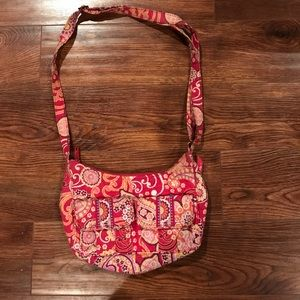 Authentic Vera Bradley Cross Body Bag